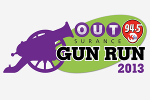The Gun Run 2013