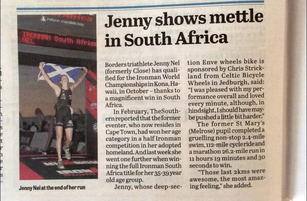 Southern Reporter Article