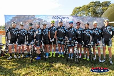 Craft Racing Team DC 2015