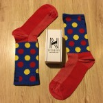 Nic Harry socks