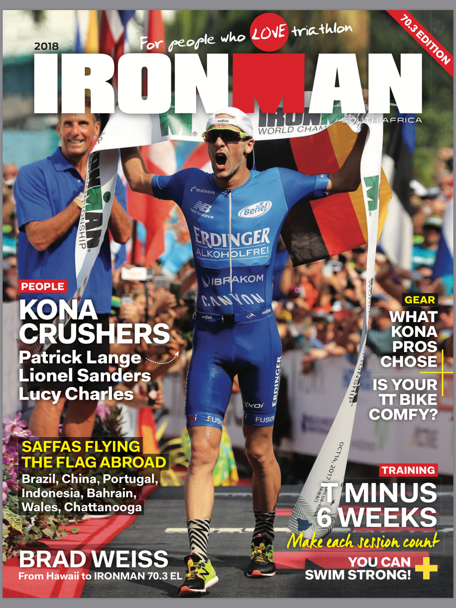 Ironman January 2018